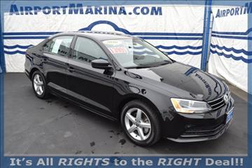 2016 Volkswagen Jetta for sale in Los Angeles, CA