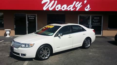 2008 Lincoln MKZ for sale in Arlington, TX