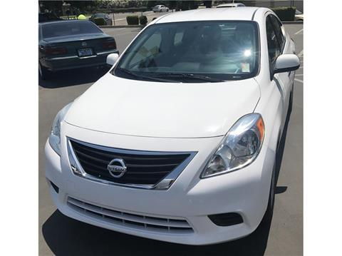 2013 Nissan Versa for sale in Atwater, CA