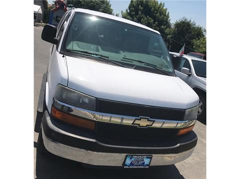 2009 Chevrolet Express Passenger for sale in Atwater, CA