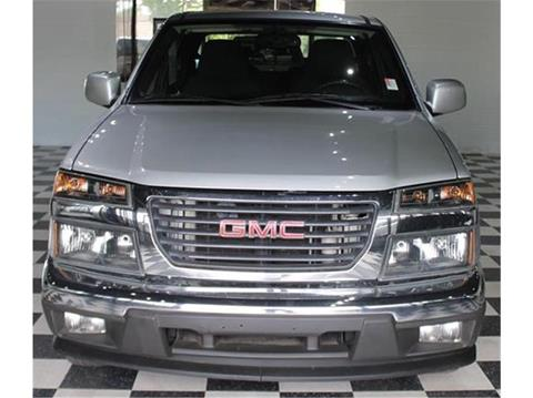 2012 GMC Canyon for sale in Atwater, CA