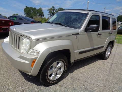 2009 Jeep Liberty for sale in Duncan, SC