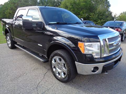 2012 Ford F-150 for sale in Duncan, SC