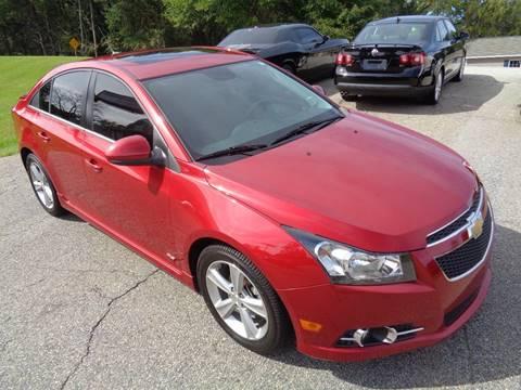2014 Chevrolet Cruze for sale in Duncan, SC