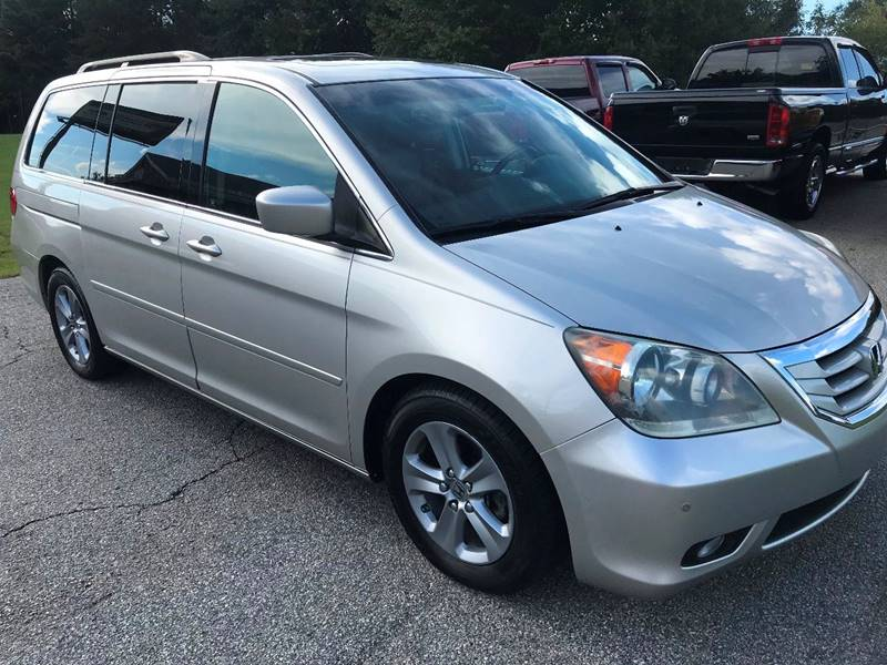 2008 Honda Odyssey For Sale At Lighthouse Auto Sales In Duncan SC