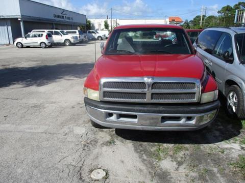 1997 Dodge Ram Pickup 1500 for sale in Fort Pierce, FL
