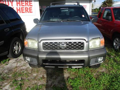 1999 Nissan Pathfinder for sale in Fort Pierce, FL
