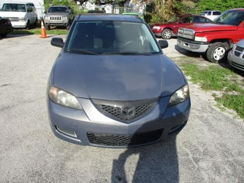 2008 Mazda MAZDA3 for sale in Fort Pierce, FL