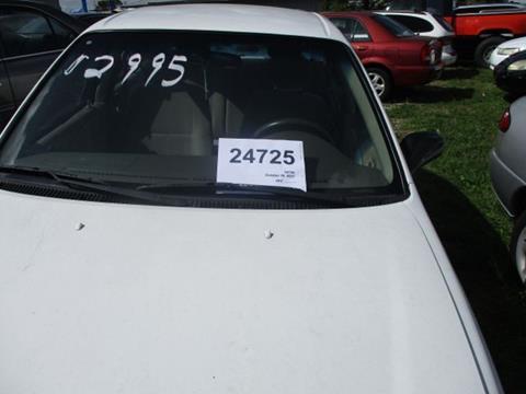 2001 Chevrolet Prizm for sale in Fort Pierce, FL