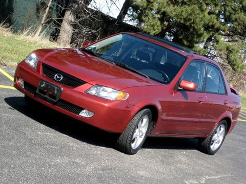 2001 Mazda Protege for sale in Fort Pierce, FL