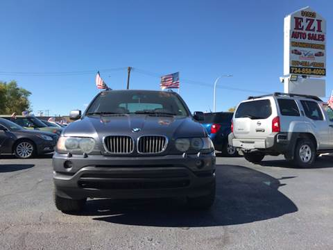 2003 BMW X5 for sale in Wayne, MI