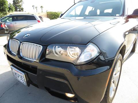 2010 BMW X3 for sale in San Diego, CA