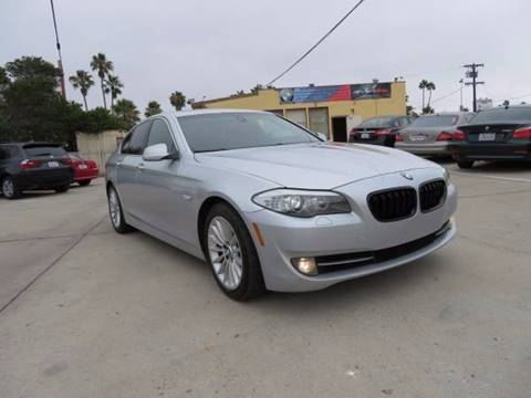 2011 BMW 5 Series for sale in San Diego, CA