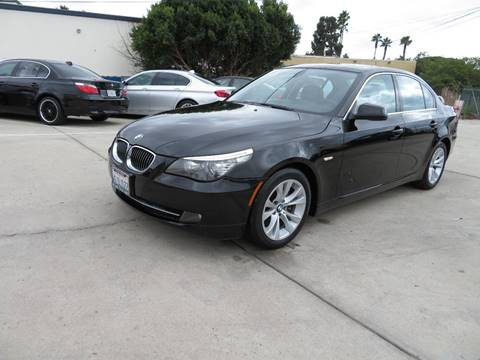 2010 BMW 5 Series for sale in San Diego, CA