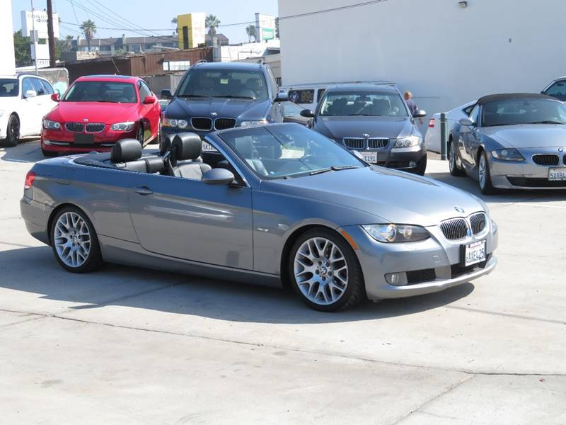 Bmw Series I Dr Convertible In San Diego CA - 2007 bmw 328i convertible