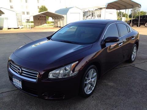2014 Nissan Maxima for sale in Bossier City, LA
