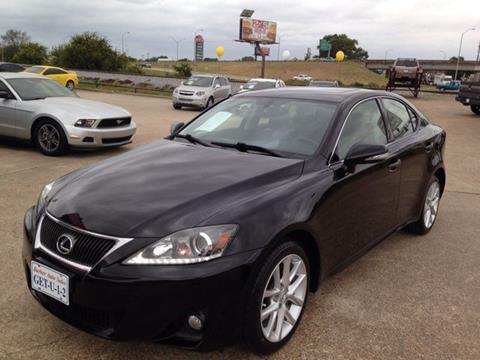 2012 Lexus IS 250 for sale in Bossier City, LA