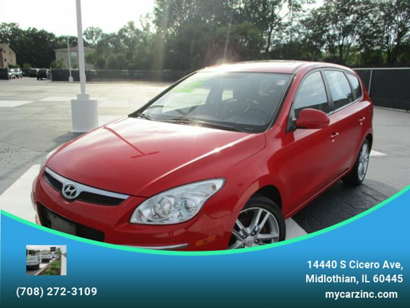 2009 Hyundai Elantra For Sale At CARZINC In Midlothian IL