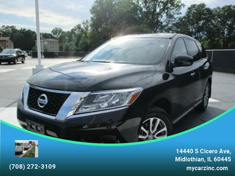 2014 Nissan Pathfinder for sale in Midlothian, IL