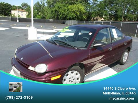 1999 Plymouth Neon for sale in Midlothian, IL