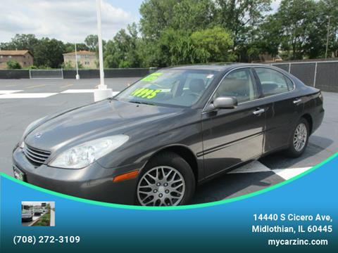 2004 Lexus ES 330 for sale in Midlothian, IL