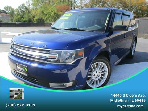 2013 Ford Flex for sale in Midlothian, IL
