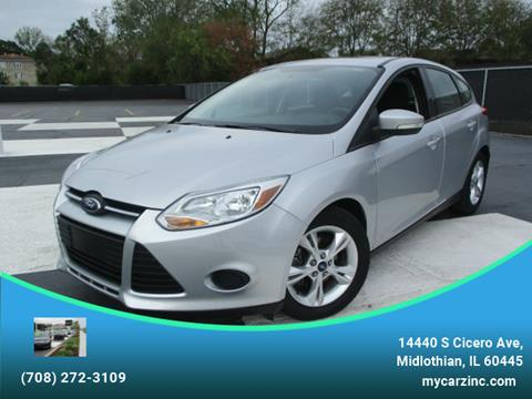 2014 Ford Focus for sale in Midlothian, IL