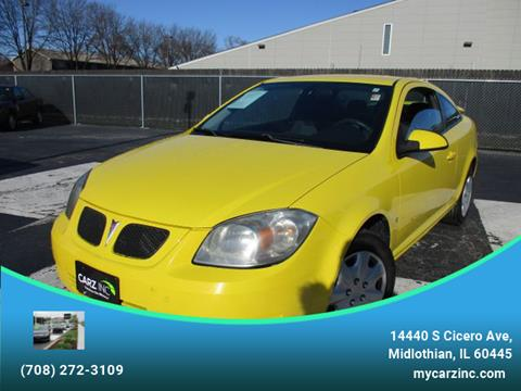 2009 Pontiac G5 for sale in Midlothian, IL