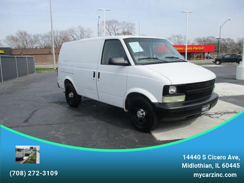 2005 Chevrolet Astro Cargo for sale in Midlothian, IL