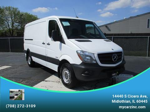 2014 Mercedes-Benz Sprinter Cargo for sale in Midlothian, IL