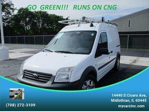 2012 Ford Transit Connect for sale in Midlothian, IL