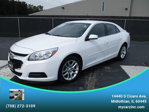 2016 Chevrolet Malibu Limited for sale in Midlothian, IL