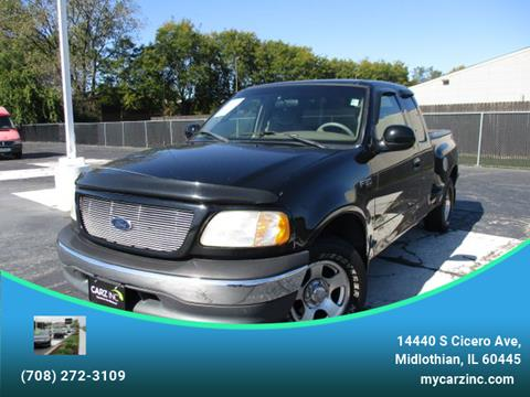 2001 Ford F-150 for sale in Midlothian, IL