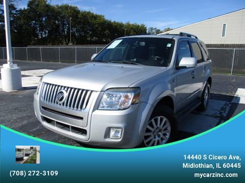 2008 Mercury Mariner for sale in Midlothian, IL