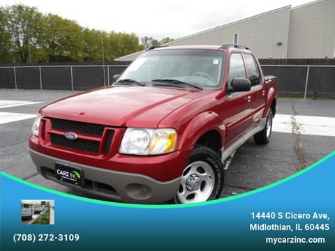 2003 Ford Explorer Sport Trac for sale in Midlothian, IL