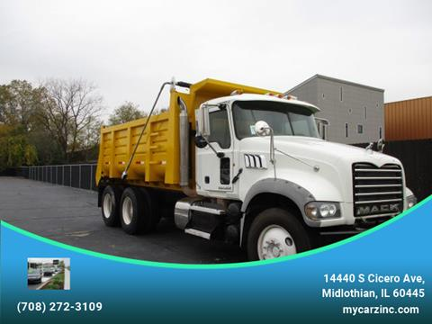 2012 Mack Granite for sale in Midlothian, IL