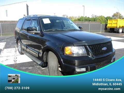 2006 Ford Expedition for sale in Midlothian, IL