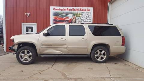 2007 Chevrolet Suburban for sale at Countryside Auto Body & Sales, Inc in Gary SD