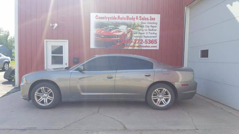 2011 Dodge Charger for sale at Countryside Auto Body & Sales, Inc in Gary SD
