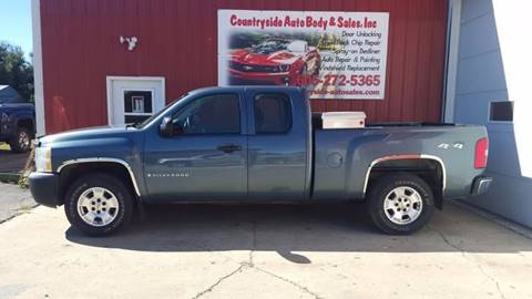 2009 Chevrolet Silverado 1500 Classic for sale at Countryside Auto Body & Sales, Inc in Gary SD