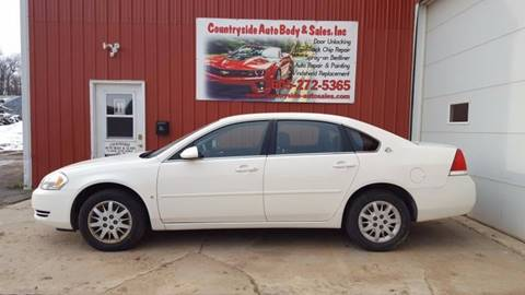 2007 Chevrolet Impala for sale at Countryside Auto Body & Sales, Inc in Gary SD