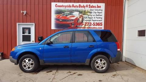 2003 Saturn Vue for sale at Countryside Auto Body & Sales, Inc in Gary SD