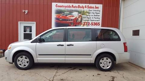 2008 Dodge Grand Caravan for sale at Countryside Auto Body & Sales, Inc in Gary SD