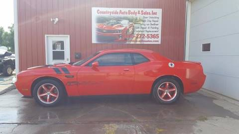 2010 Dodge Challenger for sale at Countryside Auto Body & Sales, Inc in Gary SD