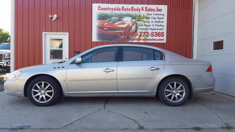 2006 Buick Lucerne for sale at Countryside Auto Body & Sales, Inc in Gary SD