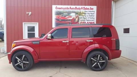 2010 Dodge Nitro for sale at Countryside Auto Body & Sales, Inc in Gary SD