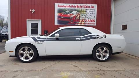 2011 Dodge Challenger for sale at Countryside Auto Body & Sales, Inc in Gary SD