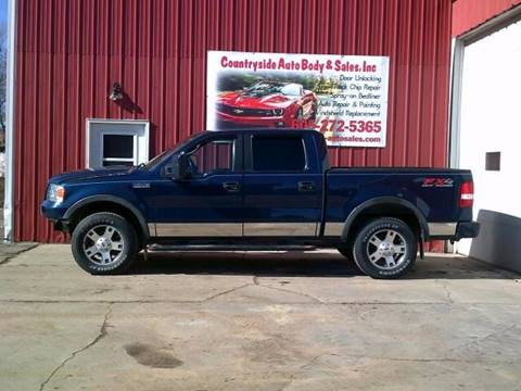 2008 Ford F-150 for sale at Countryside Auto Body & Sales, Inc in Gary SD