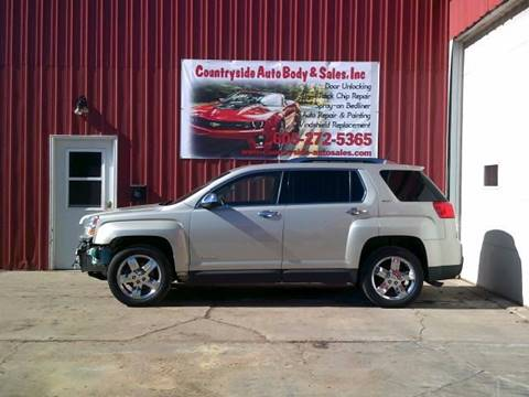 2013 GMC Terrain for sale at Countryside Auto Body & Sales, Inc in Gary SD