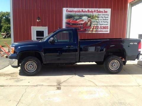 2007 GMC Sierra 1500 Classic for sale at Countryside Auto Body & Sales, Inc in Gary SD